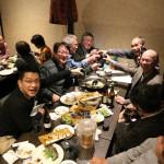 大阪の懇親会